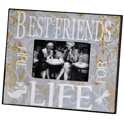 Hill Interiors Best Friends Picture Frame