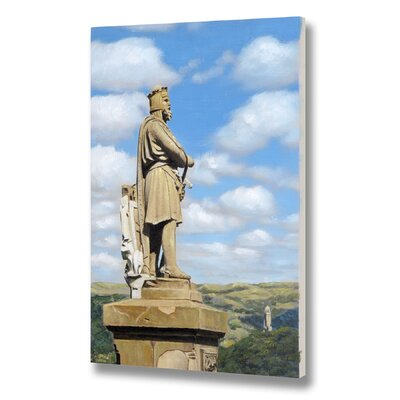 Hill Interiors William Wallace Art Print on Canvas