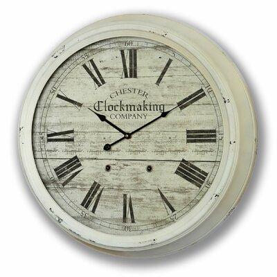 Hill Interiors Chester Clockmaker Oversized 60cm Clock