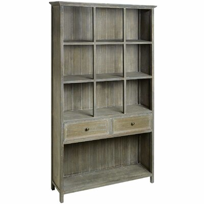 Hill Interiors Tall Wide 187cm Standard Bookcase