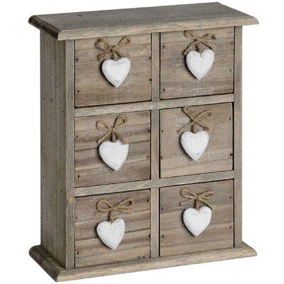Hill Interiors Heart Accessory Box