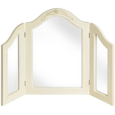 Hill Interiors Country Arched Dressing Table Mirror