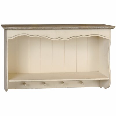 Hill Interiors Country Accent Shelf