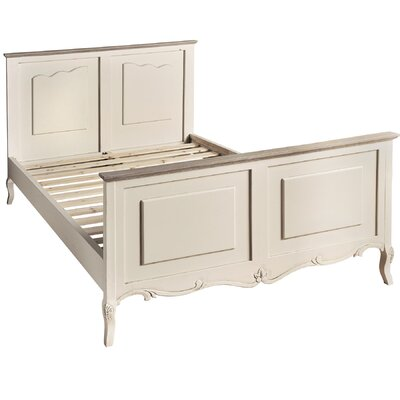 Hill Interiors Country European Double Bed Frame