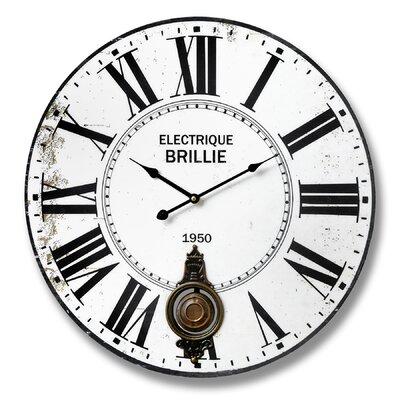 Hill Interiors 58cm Electrique Brillie Wall Clock