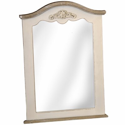 Hill Interiors Country Curved Mirror