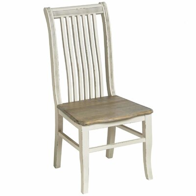 Hill Interiors Country Solid Wood Dining Chair