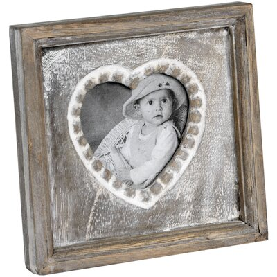 Hill Interiors Heart Picture Frame