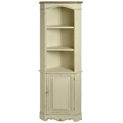 Hill Interiors Country Corner Display Cabinet