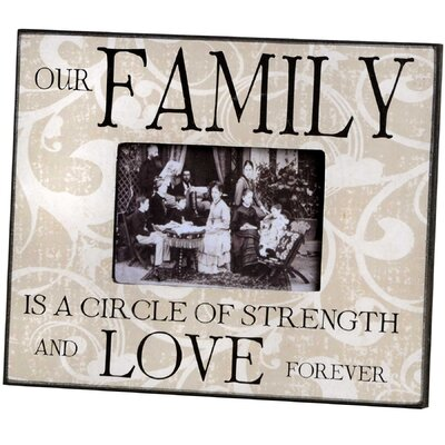 Hill Interiors Family and Love Picture Frame
