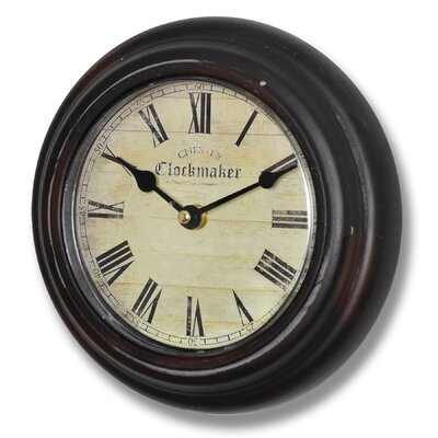 Hill Interiors Chester Clockmaker 20cm Clock