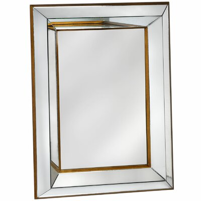 Hill Interiors Venetian Mirrored Wall Mirror