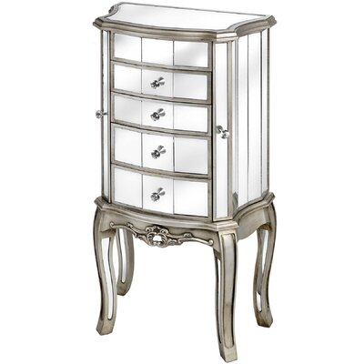 Hill Interiors Argente Jewellery Armoire