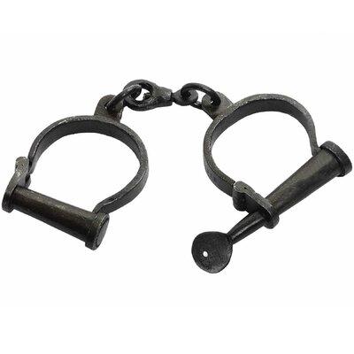 Hill Interiors Decorative Adjustable Handcuffs