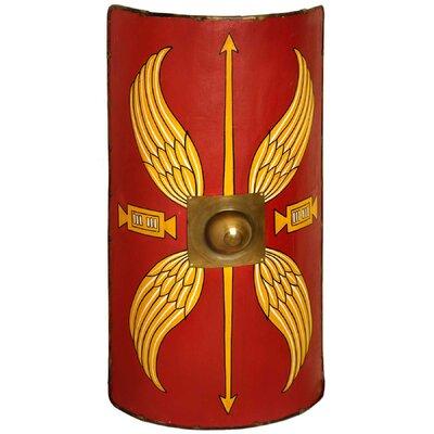 Hill Interiors Roman Shield