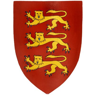 Hill Interiors Edward The First Shield