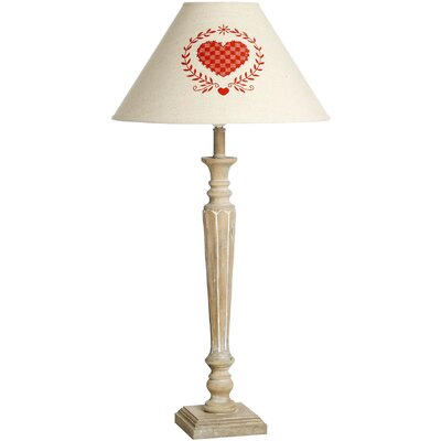 Hill Interiors Country 51cm Table Lamp