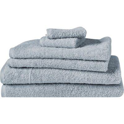 Cloud Loom 100% Cotton Bath Towel Color: Palest Ocean