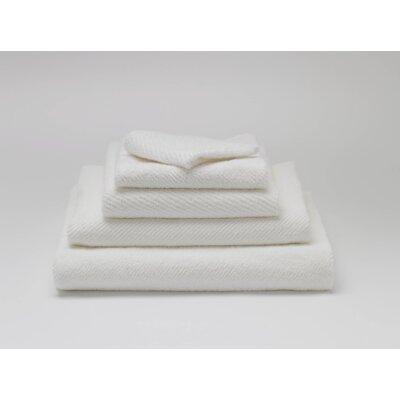 Air Weight 100% Cotton Bath Towel Color: White