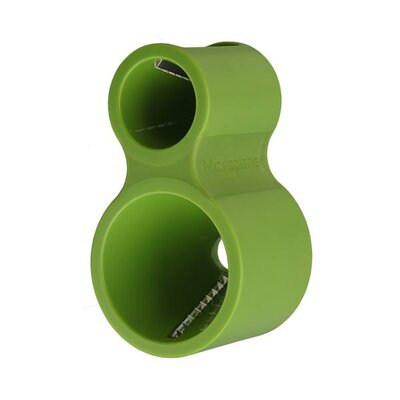 Specialty Spiral Cutter Color: Green