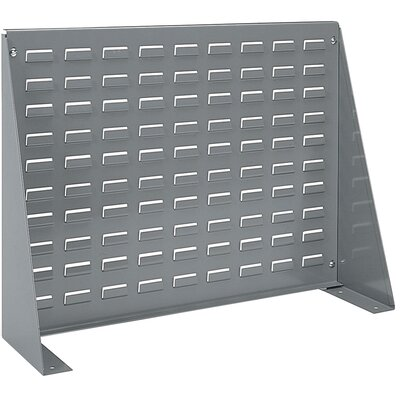 "19.56"" H Louvered Bench Rack"