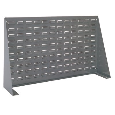 """20"""" H Louvered Bench Rack"""