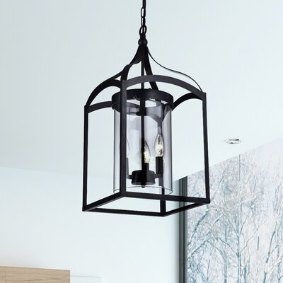 Ericsson 3-Light Foyer Pendant