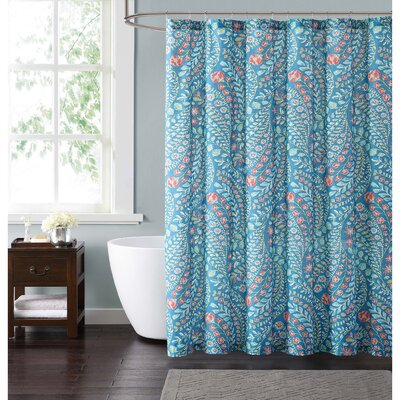 Chacon Cotton Shower Curtain