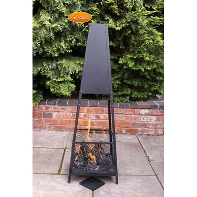 Gardeco Copan Steel Fireplace