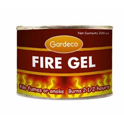 Gardeco Tin of Fire Gel