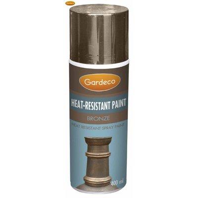 Gardeco Stove Paint Spray Can