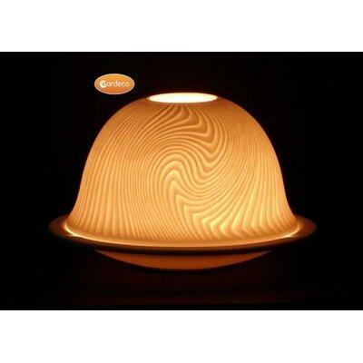 Gardeco Dream Tealight Porcelain Dish