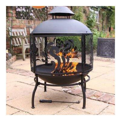 Gardeco Toluca Fireplace