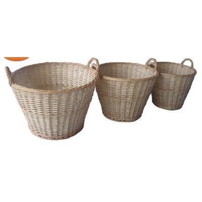 Gardeco 3 Piece Basket Set
