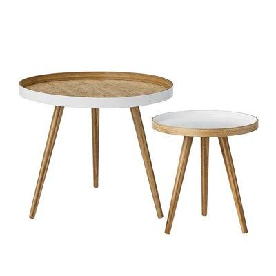 Bloomingville 2 Piece Coffee Table Set
