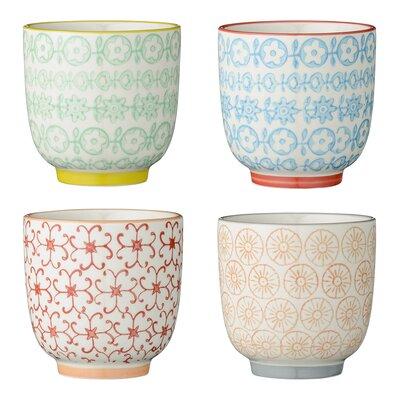 Bloomingville Carla 4 Piece Cup Set