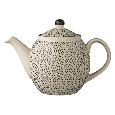 Bloomingville Julie Ceramic Teapot