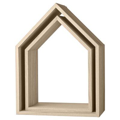 Bloomingville 2 Piece Display House Set