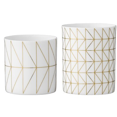 Bloomingville 2 Piece Votive Set