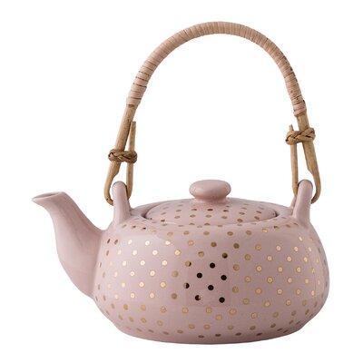 Bloomingville Henrietta Ceramic Teapot