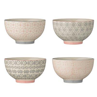 Bloomingville Cecile 4 Piece Bowl Set