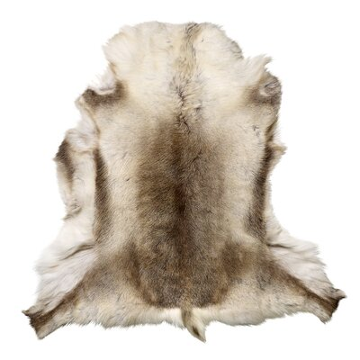 Bloomingville Decorative Reindeer Skin