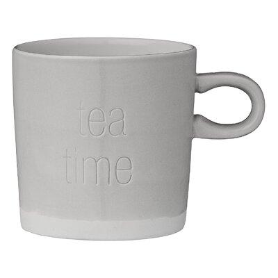 Bloomingville 'Tea Time' Coffee Mug