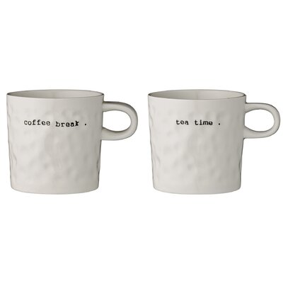 Bloomingville 2 Piece Mug Set