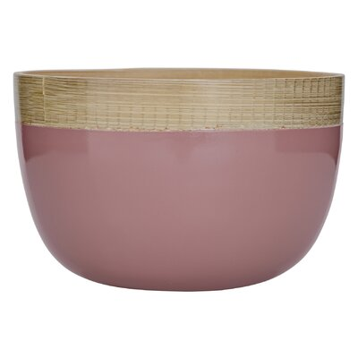 Bloomingville Cecile Bamboo Bowl