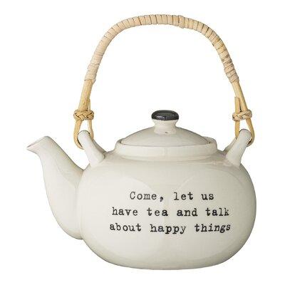 Bloomingville Josephine Teapot