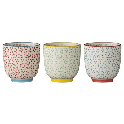 Bloomingville Laura Text Cup