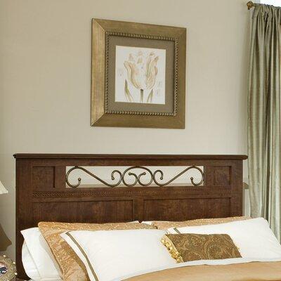 Standard Furniture Santa Cruz Wood & Metal Headboard