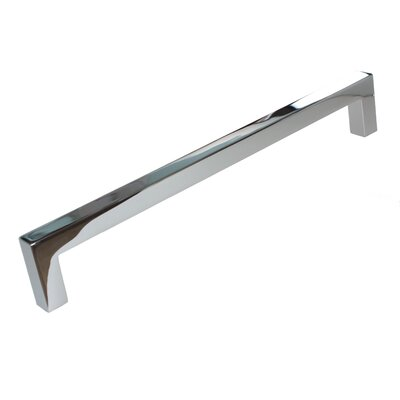 "7 9/16"" Center Bar Pull Finish: Polished Chrome"