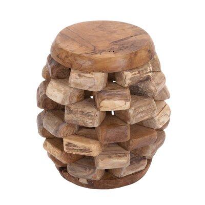 Wood Teak Stool